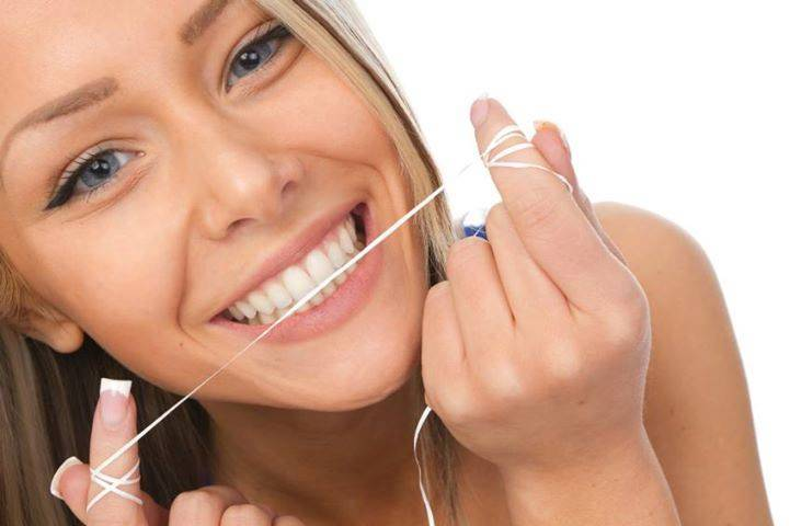 Top 4 good reasons to floss